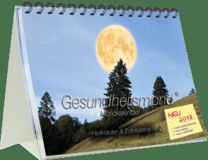 Gesundheitsmond Mondkalender