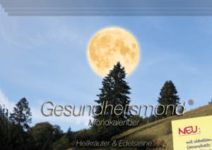 Gesundheitsmond Mondkalender 11er Taschenkalender