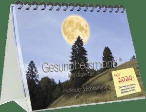 Gesundheitsmond Mondkalender Aufstellkalender