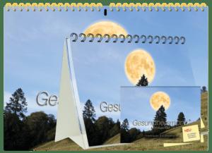 Gesundheitsmond Mondkalender grosses Kombipaket