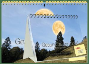 Gesundheitsmond Mondkalender Kombipaket